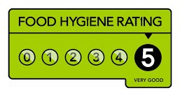 Five star food hygiene award