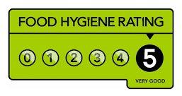 Five star food hygiene award